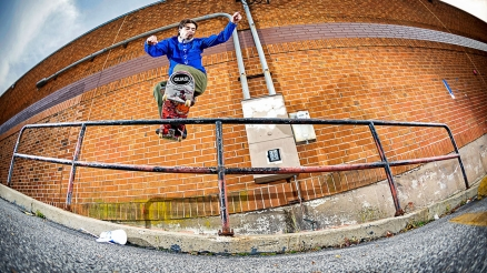 "Nick Matthews' ""Pavement"" Part"