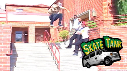 "Shake Junt's ""Skate Tank"" Part 2 of 3"