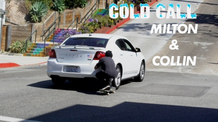 Cold Call: Milton and Collin