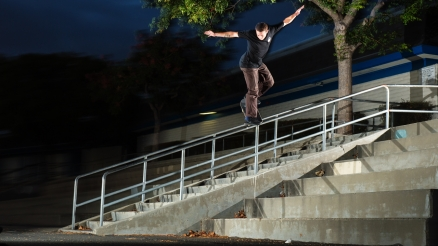 """Dylan Witkin's """"A Concrete Forest"""" Part"""