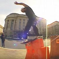 "Jeremy Knott's ""Facades"" Video"