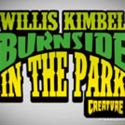 In the Park: Willis Kimbel
