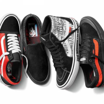 Vans x Baker Collection