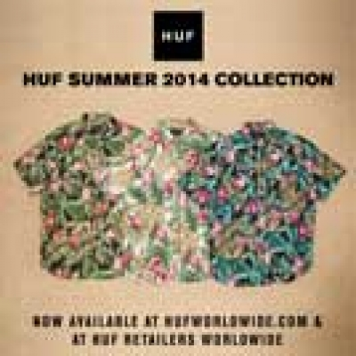Huf Summer '14 Collection