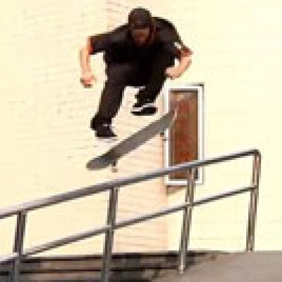 "DC's ""Matt Miller Shoe"" Part"