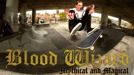 "Chris Gregson and Shea Cooper's ""Mythical And Magical"" Part"