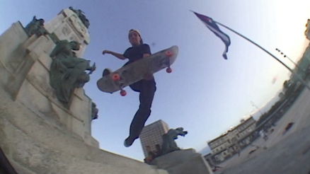 "The Skate Witches' ""Portal to Havana"" Video"