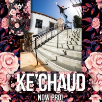 Ke'Chaud Johnson Now Pro