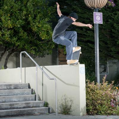 "Harry Lintell's ""Arson Department"" Part"