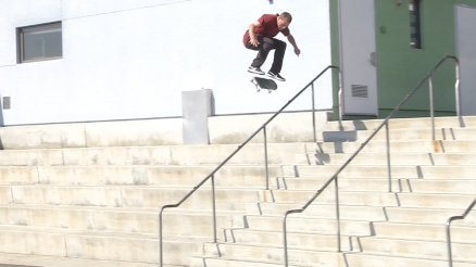 "Yoshi Tanenbaum's ""My Man's and Them 3"" Part"
