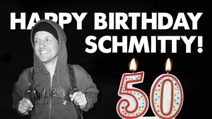 "Schmitty's ""Happy 50th Birthday"" Video"