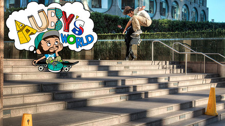 """Auby's World"" Video Part"