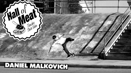 Hall Of Meat: Daniel Malkovich