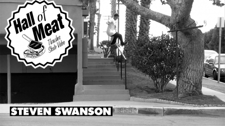 Hall Of Meat: Steven Swanson