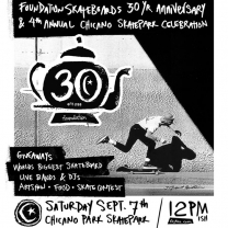 Foundation Skateboards 30 Year Celebration