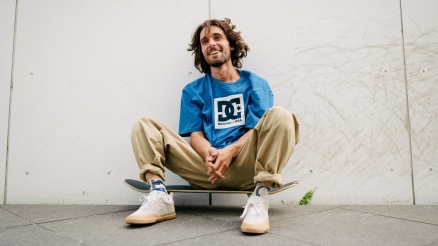 Team Rider to TM: How John Gardner Went from Top Am to Driving the Van on DC's Euro-centric