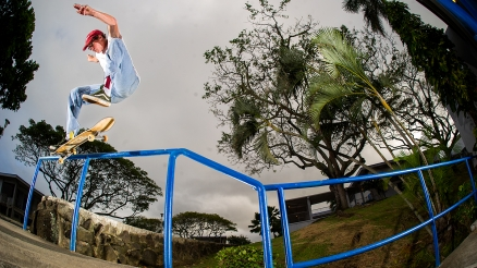 "Johan Stuckey's ""WKND"" Part"