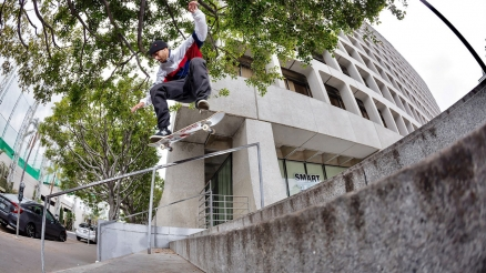 "JP Souza's ""I'll be Around"" Part"