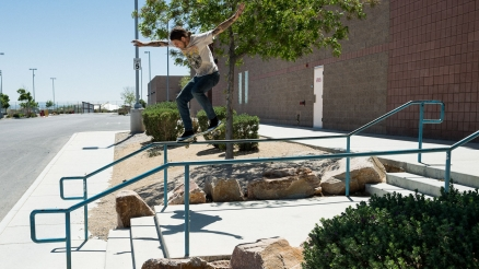 "Rough Cut: Riley Hawk's ""Shep Dawgs 5"" Part"
