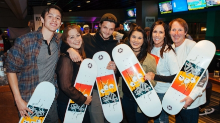 Ryan Townley Pro Party Photos