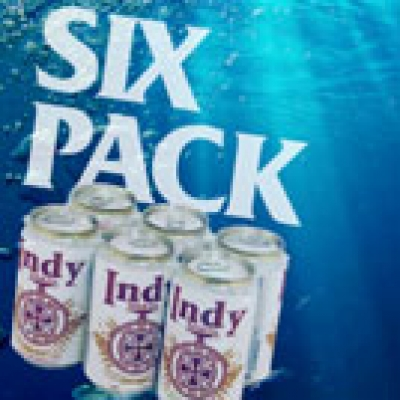 Shark Week: Six Pack