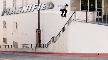 Magnified: Trevor McClung
