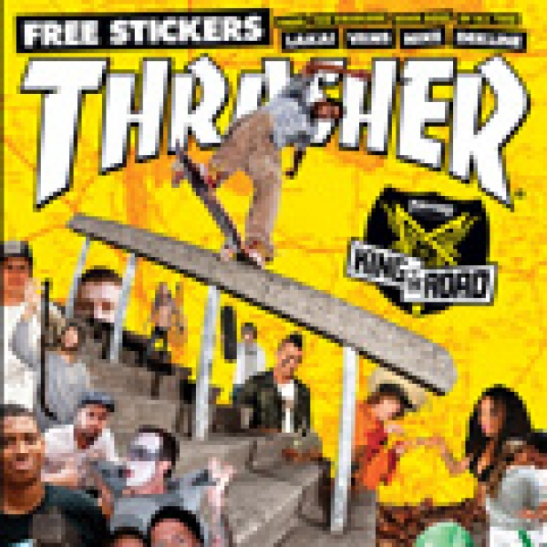Thrasher online coupons