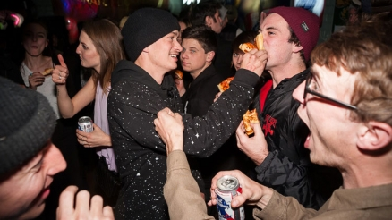 Welcome's New Pros Party Photos
