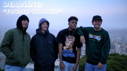 "DEADLINE: Primitive's ""Fourth Quarter"" Video"