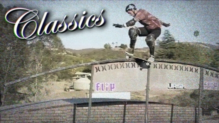"Classics: Bob Burnquist's ""Dreamland"" Part"