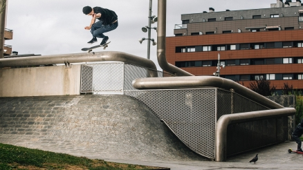 "Rough Cut: Jake Anderson's ""Cheap Perfume"" Part"
