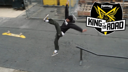 King of the Road Season 3: Andy's Big Slam