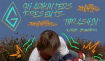 Gnarhunters Movie Night in SF: Thrashin'