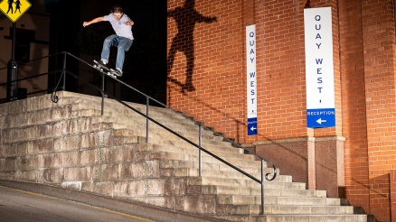 "Indy's ""No Meat Pies, No Glory!"" Video"