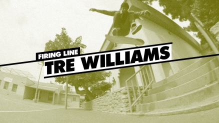 Firing Line: Tre Williams