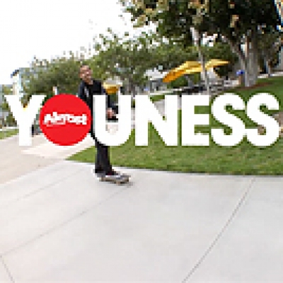 "Youness Amrani ""Almost A Part"" Trailer"