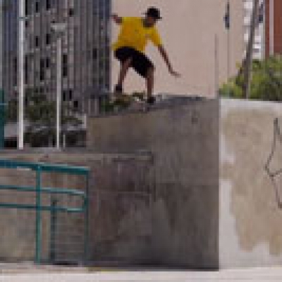 The Skate Copa Video
