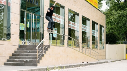 "Rough Cut: New Balance Numeric's ""Tinto de Verano"" Video"