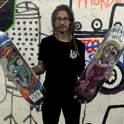 Neen Williams Deathwish Design Series