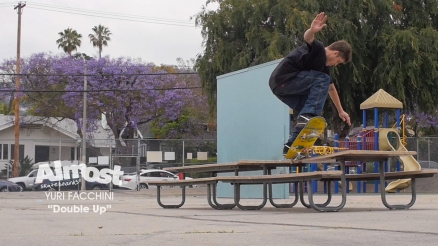 "Yuri Facchini's ""Double Up"" Part"