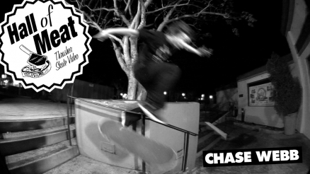 Hall Of Meat: Chase Webb