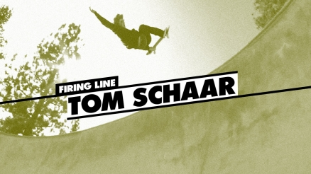 Firing Line: Tom Schaar