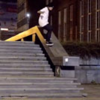 Pat Rumney 50-50 in Prague