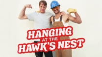 Hanging at The Hawk's Nest: The Birdmanramp Photo Feature