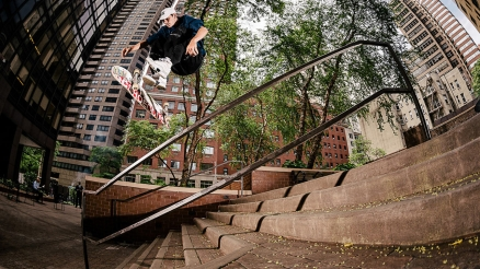 "Rough Cut: John Shanahan's ""Street Sweeper"" Part"