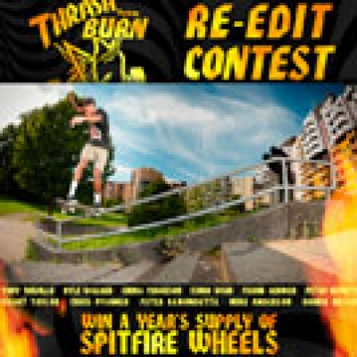 Thrash and Burn: Re-Edit Contest