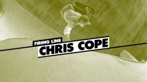 Firing Line: Chris Cope