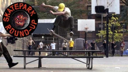 Skatepark Round-Up: HUF Stoops USA Tour
