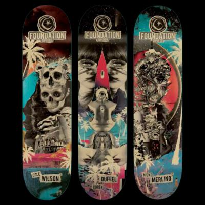 "Foundation's ""Nuclear Paradise"" Pro Series"