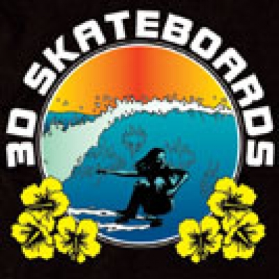 3D Skateboards Website